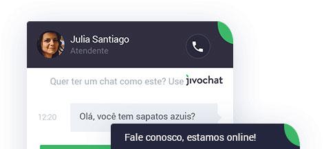Estratégia de Marketing Digital: Chat